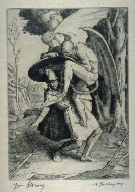 Christian Fights Apollyon