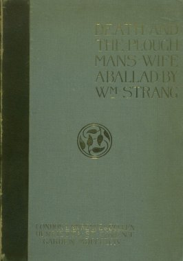 Death and the Ploughman's Wife (London: Lawrence and Bullen, 1894)