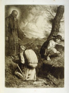 The Slough of Despond,opposite page 6 and fourth plate in the book The Pilgrim's Progress by John Bunyan (London: John C. Nimmo, 1895)
