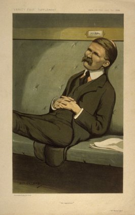 """the opposition."" (Mr. Bonar Law) Men of the Day No. 1316, from Vanity Fair Supplement"