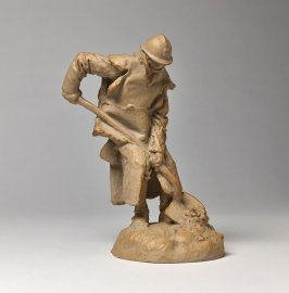 Poilu Terassier (trench digger)