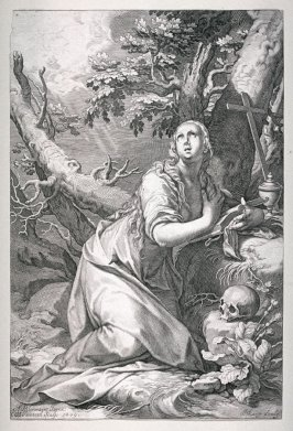 The Magdalen in the Wilderness