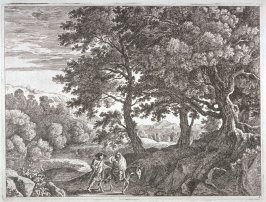 [Landscape:Flight from Egypt]