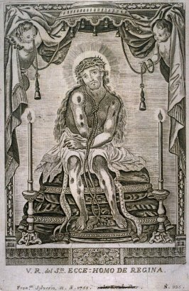 Ecce Homo, no. 925 from an unidentified book