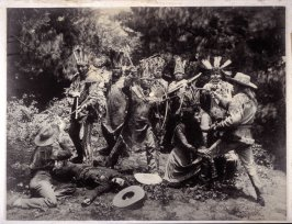 """""""The Rescue"""": Pawnee Jack and the Modoc Indians"""