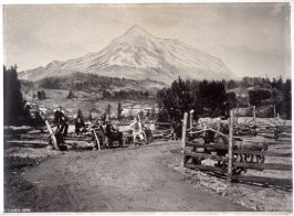 Mt. Shasta, '49er Mining Camp