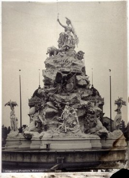 Allegorical Fountain