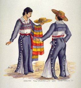 Showing Full Calzoncillos, 1840
