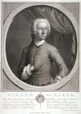 Portrait of Willem von Haren