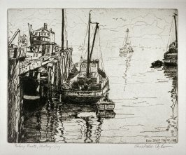 Fishing Boats, Monterey