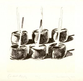 Candied Apples, pl. 12 from the portfolio Delights