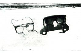 Working proof 9 for Beach Glasses
