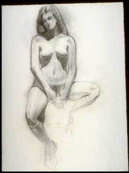 Untitled (Figure study)
