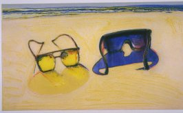 Working proof 16 for Beach Glasses