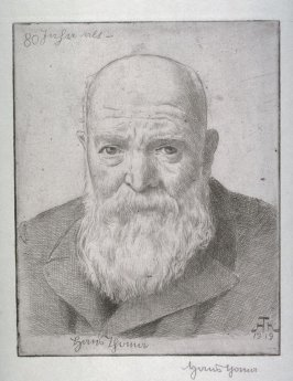 Self-Portrait at age 80