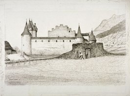 Castle of Aigle (Switzerland)