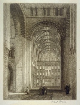 Choir of St. Albans Abbey