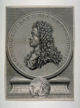 Portrait of Leopold, Duke of Lorraine, son of Charles V