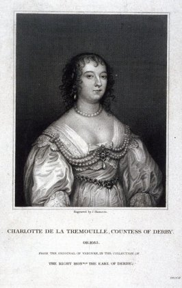Charlotte de la Tremouille, Countess of Derby