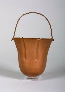 Tulip Form Hanging Planter