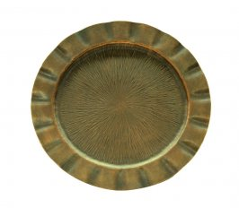 Circular Wall Plaque