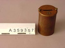 Cylinder Change Container