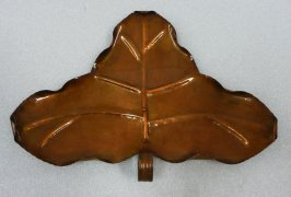 Leaf Form Tray