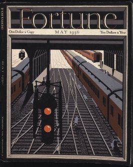 Fortune Magazine, Volume XIII, Number 5, May 1936