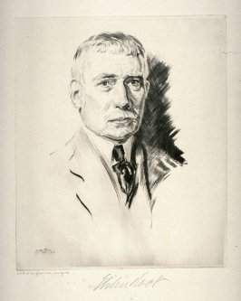 Elihu Root (USA) from Portraits of International Dignitaries to the International Naval Disarmament Conference
