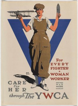 For Every Fighter a Woman Worker: Care for Her through the YWCA