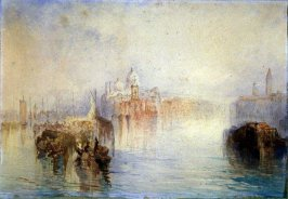 The Lagoon in Venice