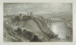 Berwick upon Tweed, from Scott's Poetical Works