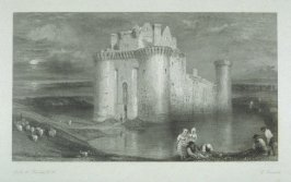 Caerlaverock, from Scott's Poetical Works