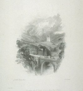 Johnny Armstrong's Tower, from Scott's Poetical Works