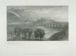 Carlisle, from Scott's Poetical Works