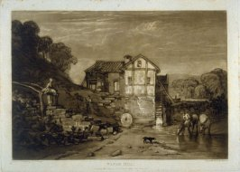 Water Mill, from Turner's 'Liber Studiorum'