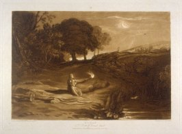 Rispah, from Turner's 'Liber Studiorum'