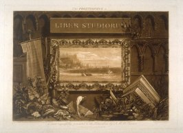 Frontispiece to Turner's 'Liber Studiorum'