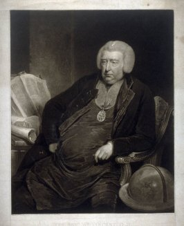 The Reverand William Vincent, Dean of Westminster