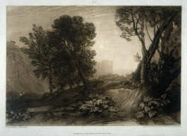 Solitude, from Turner's 'Liber Studiorum'