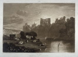 River Wye, from Turner's 'Liber Studiorum'