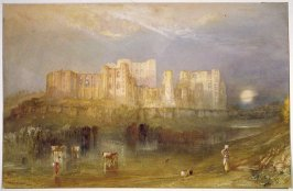 View of Kenilworth Castle