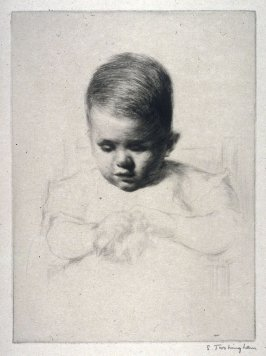 Portrait of a Young Child