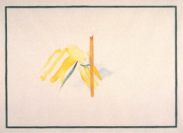pl. 1, from the portfolio, Galisteo Paintings (San Francisco: Crown Point {Press, 1993)