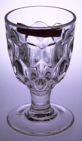 Goblet with Krom pattern