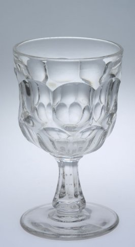 Goblet with Barrel Ashburton pattern