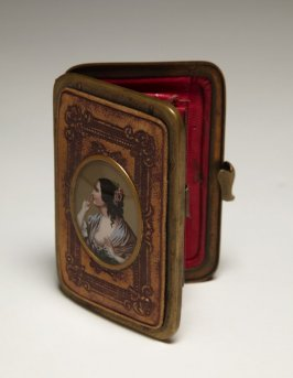 Portrait of a lady - coin purse