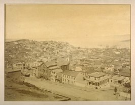 Untitled (view of San Francsico and Bay)
