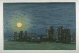 Stonehenge (Moonlight)