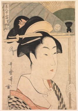 Wife of a Virtuous Man, from the series Ten Beautiful Women